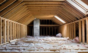 $55 Complete Attic and Ventilation Inspection