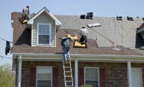 $6,995 for a New GAF Roof System with Lifetime...