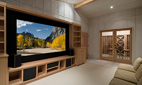 $200 for Up to 2 Hours of Home Theater Installation...