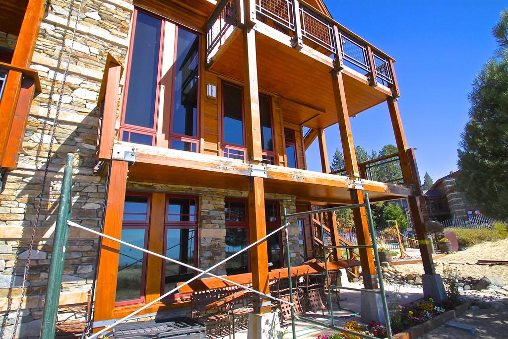 Tahoe Deck