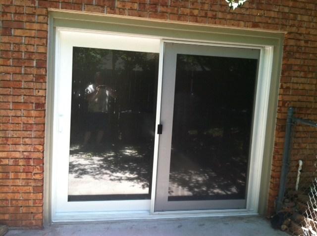 Quiet Guard Patio Door
