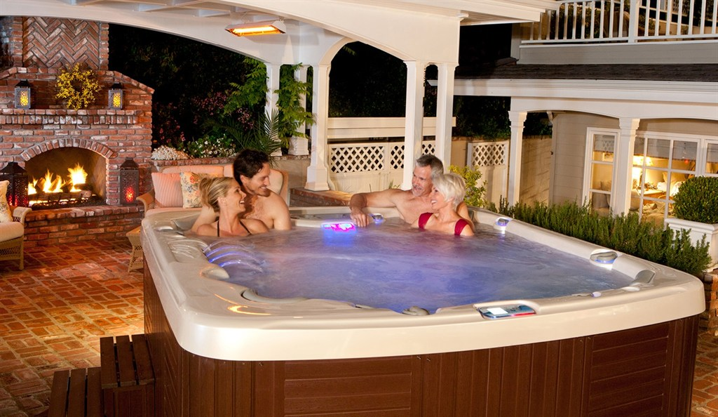 Hot Tubs for Hydrotherapy!
