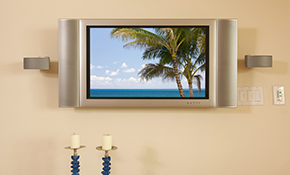 $200 for Theater-Grade TV Wall Mounting
