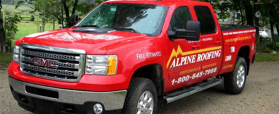 Alpine Roofing Complete, Roofing and Siding, Insulation and more for Oakland County