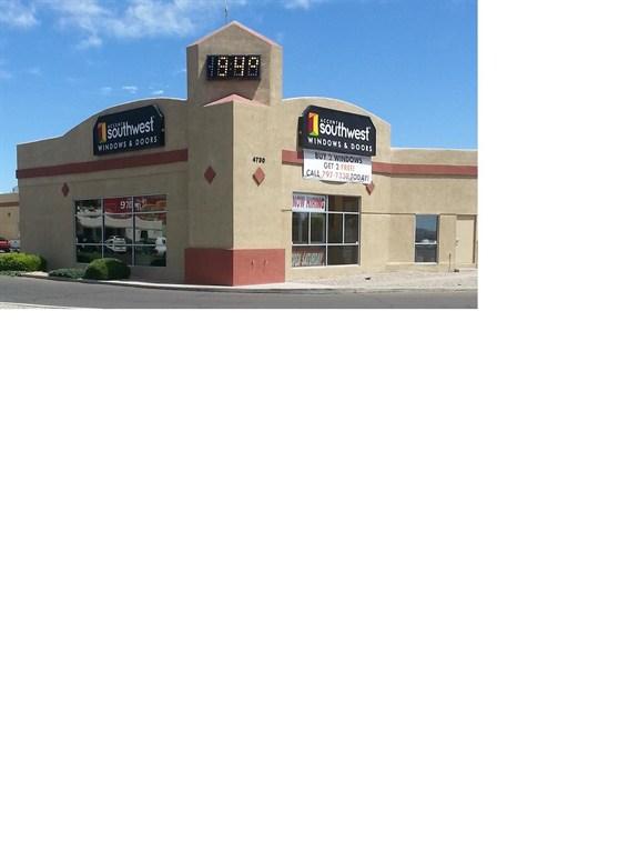 Accent Southwest Windows Amp Doors Albuquerque Nm 87109