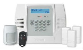 $45 for Honeywell Security System + Professional...