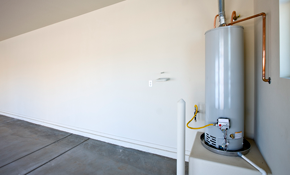 $1,099 for a 40-Gallon Gas Water Heater Replacement...