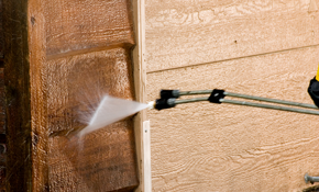 $129 for 1,000 Square Feet of Pressure Washing
