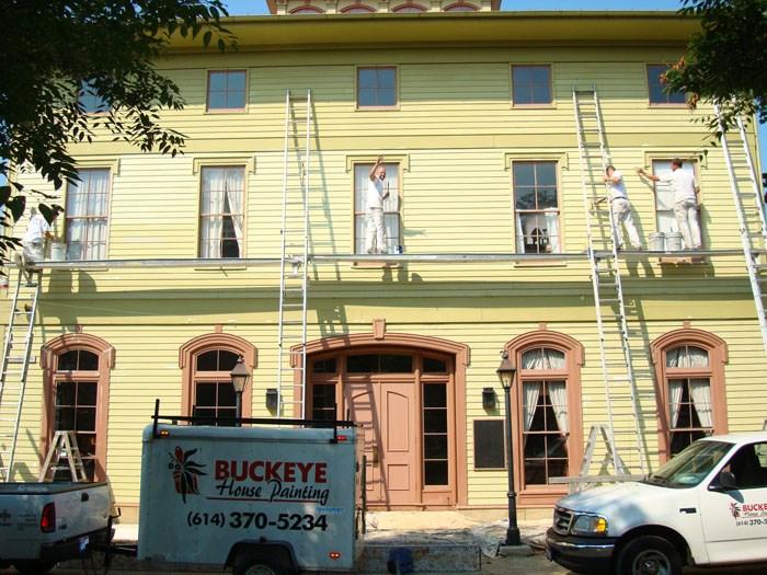 Buckeye House Painting Columbus Oh 43235 Angies List