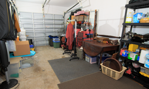 $285 for Garage or Basement Cleaning and...