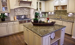 $1,499 for Beautiful New Granite Countertops--Installation...
