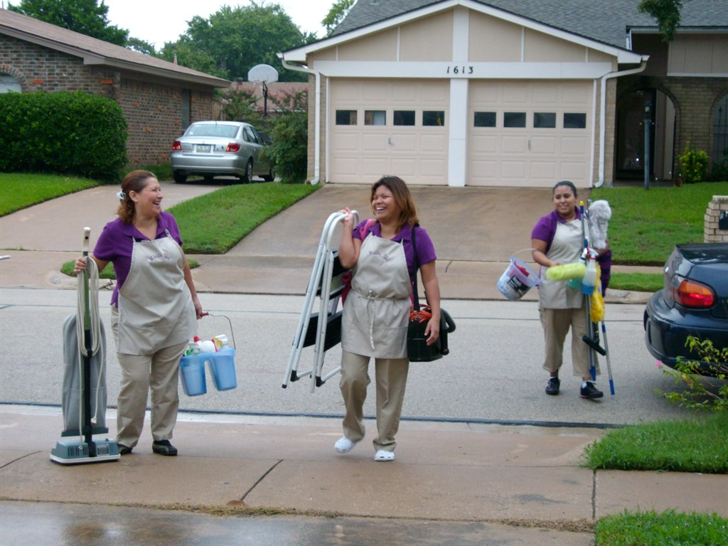 maids365 house cleaning services