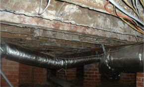 $49 Crawl Space Water Proofing, Foundation...