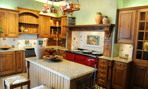 $99 for Custom Cabinetry Design Consultation...