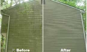 $279 for Exterior House Pressure Wash