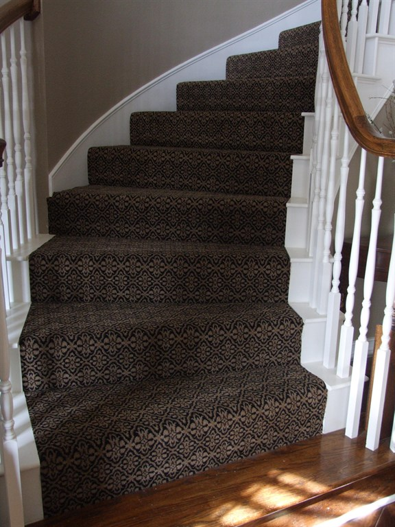 Sculptured Carpet Can Make Even The Most Traditional