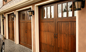 $99 for Garage Door Tune-up with Your Choice...