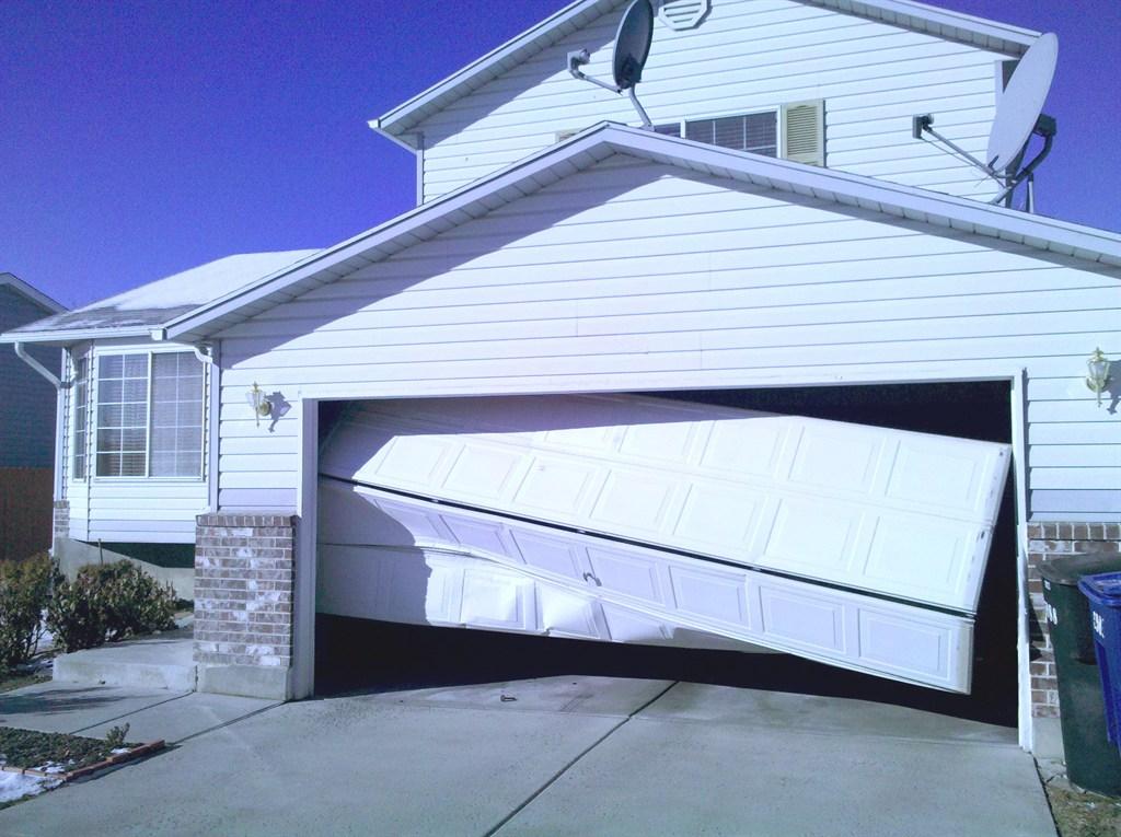 Mckinney garage door