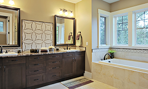$95 for a Bathroom Design Consultation