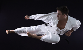 $99 for 4 Tae Kwon Do / Karate Classes