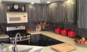 $75 for Professional Cabinet Color And Design...