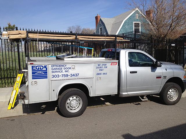 Garage For Service Trucks : Efficiency garage door service denver co angies