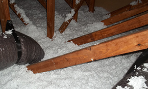 $299 for $500 Credit Toward Attic Insulation