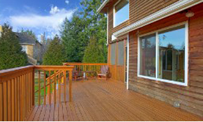 $525 for $600 Credit Toward Deck Restoration