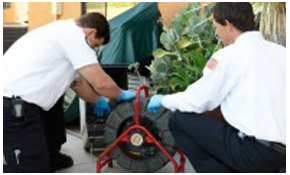 50% Off Whole House Video Drain Inspection