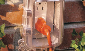 $146 for Outdoor GFCI Receptacle Installed...