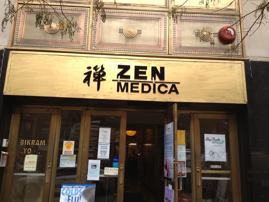 Zen Medica Store Front