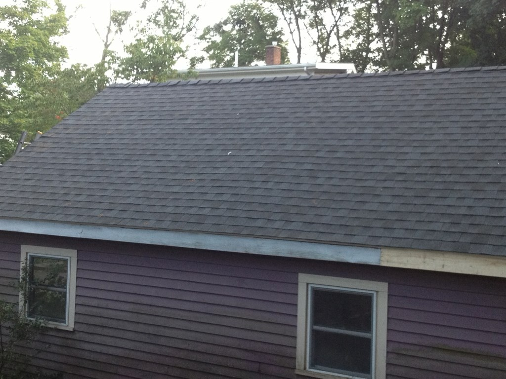 Roof: Side View