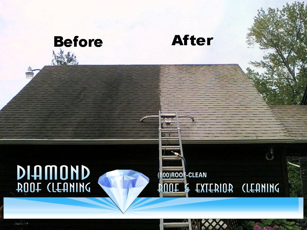 Diamond Roof Cleaning Williamstown Nj 08094 Angies List