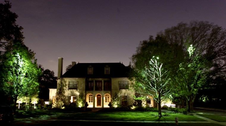 Outdoor Lighting in Dallas