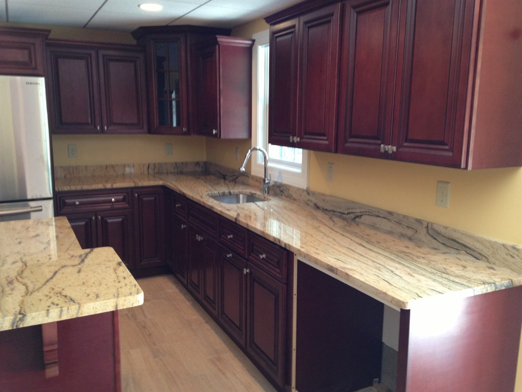 Lp custom countertops llc worcester ma 01607 angies list for Custom made kitchen countertops
