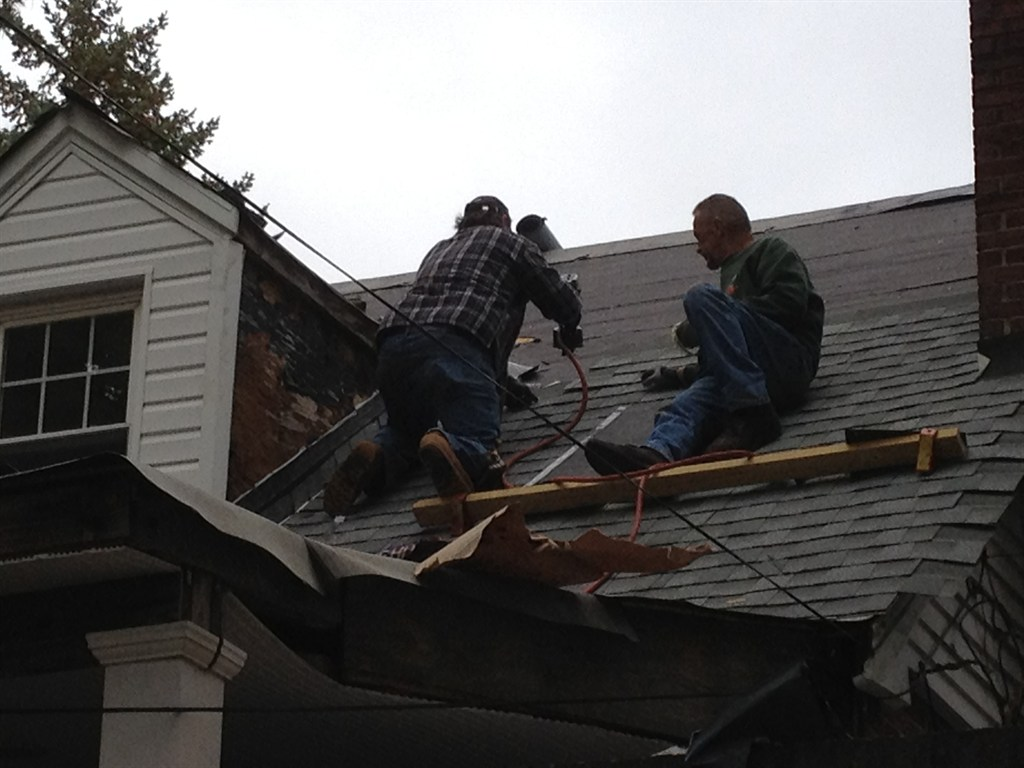 roofer wikipedia