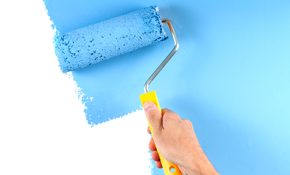 $589 for 2 Interior Painters for a Day
