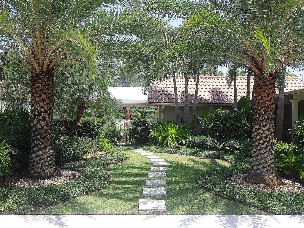 Detailed Garden