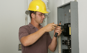 $1,299 for an Electrical Main Panel Replacement