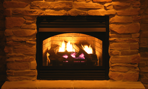 $129 for a Gas Log Fireplace Tune-Up, Cleaning,...