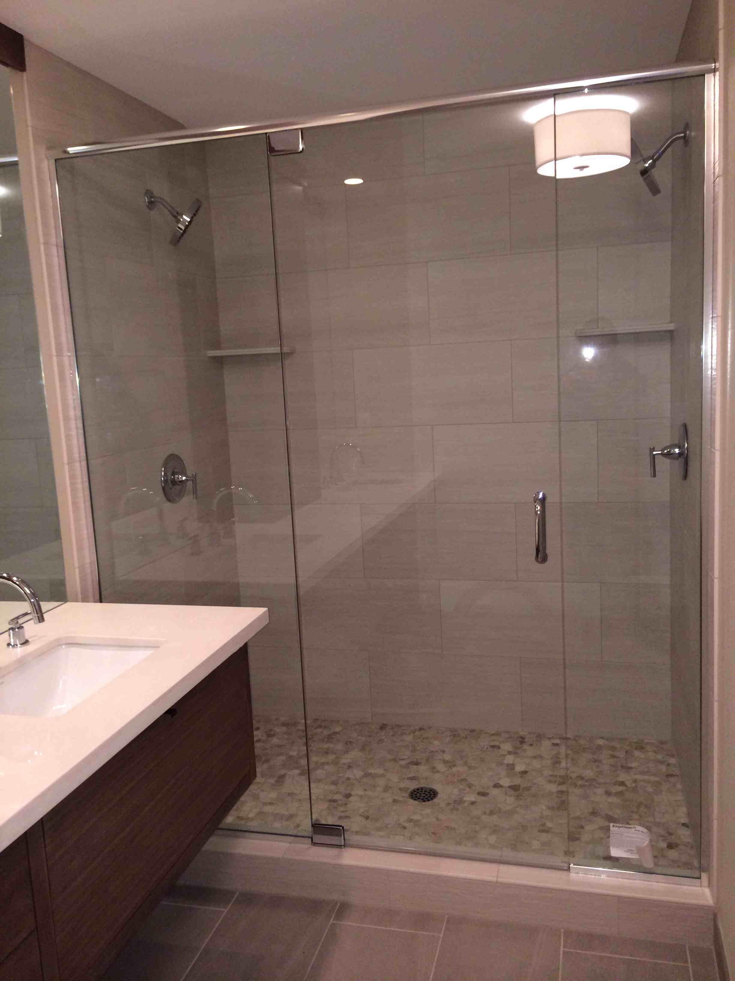 Simple Lake Washington Shores  Contemporary  Bathroom  Vancouver  By