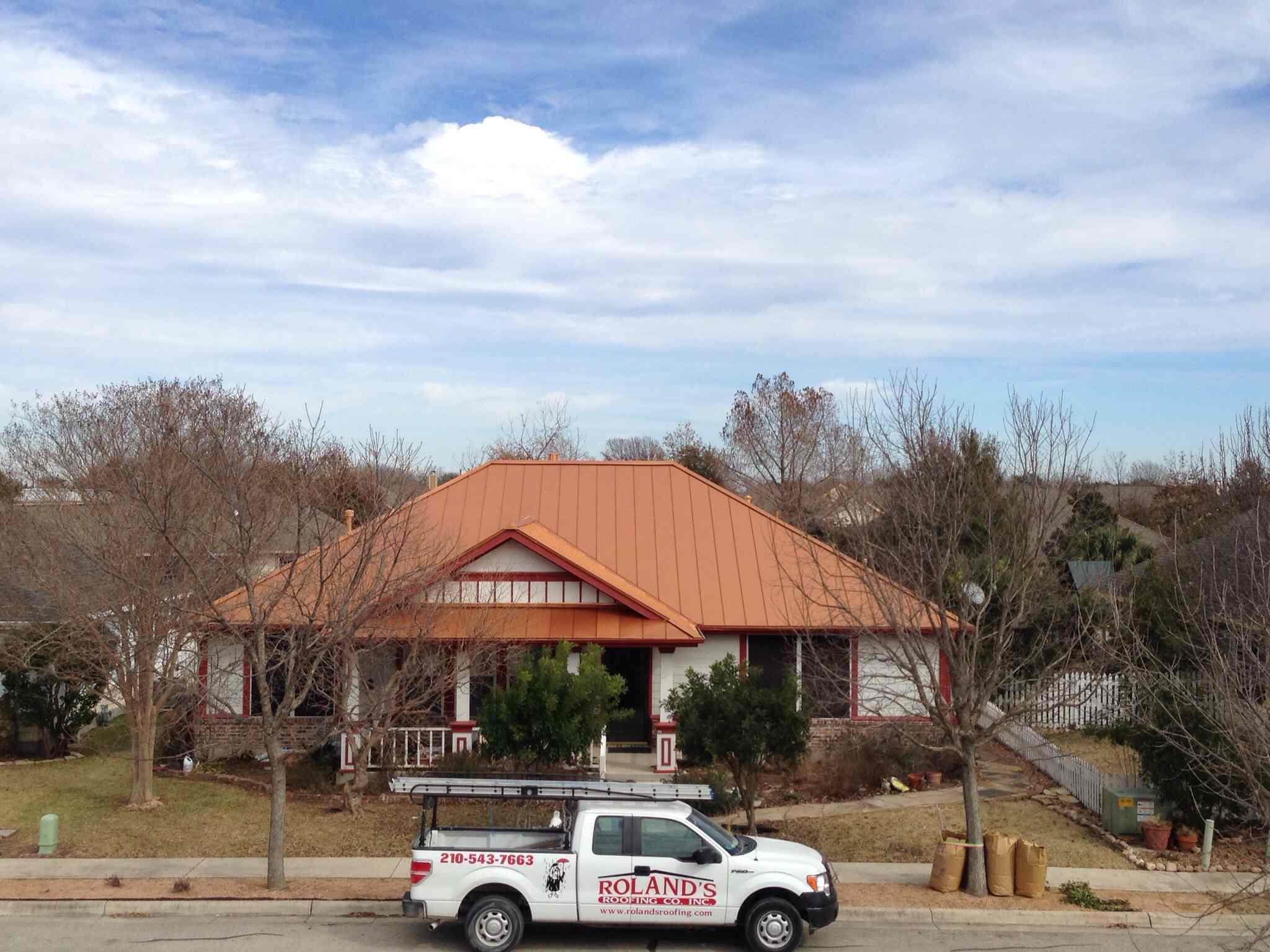 Roland S Roofing Co Inc San Antonio Tx 78268 Angies List