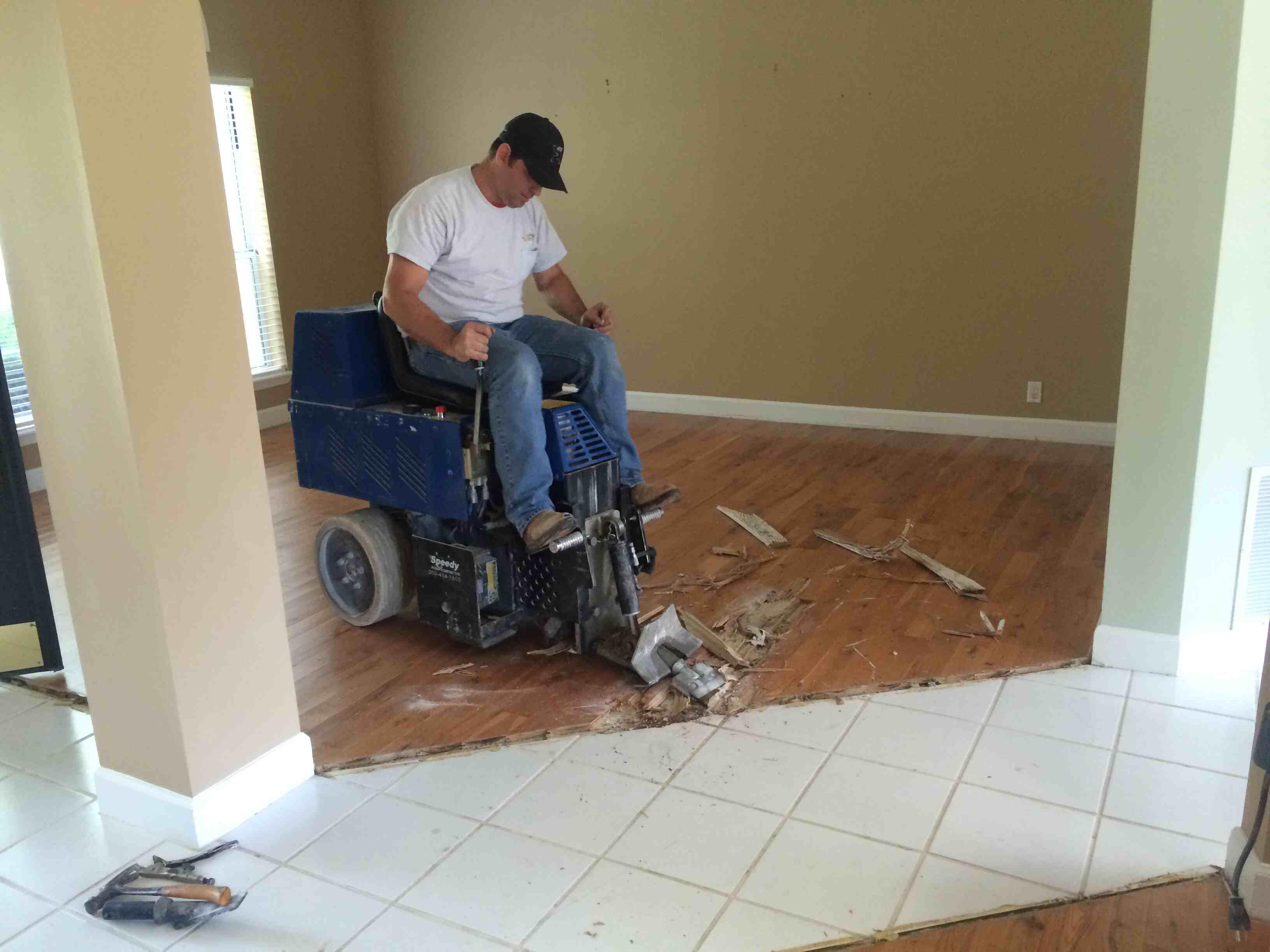 speedy dustless tile floor removal llc keystone heights fl 32656 angies list. Black Bedroom Furniture Sets. Home Design Ideas