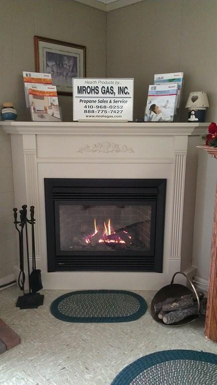 Regency P36D Direct Vent Gas Fireplace