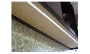 $749 for LED Under Cabinet Lights Including...