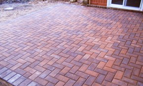 $1,975 for Paver Stone Patio Delivered and...