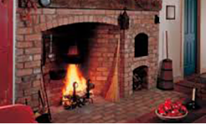 $99 for Chimney Sweep and Inspection