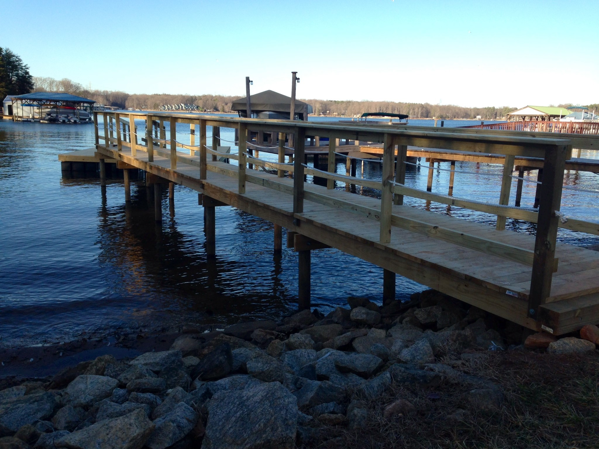 Lake Norman Dock