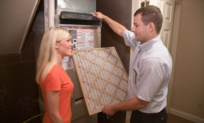 $59 for a Furnace Safety Inspection and Cleaning