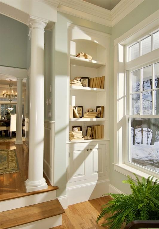 Model Interior: Foyer